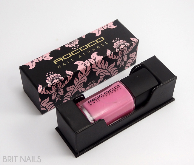Rococo Nail Apparel Swatches and Review | Brit Nails