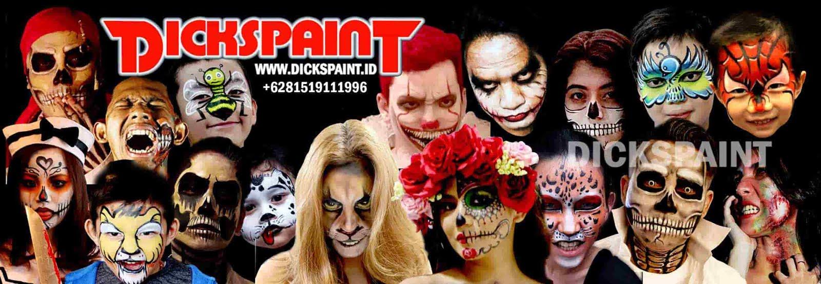 FACE PAINTING DAN BODY PAINTING JAKARTA