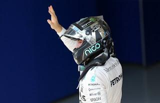 F1 GP Brasil 2015 - Rosberg gana y se lleva el subcampeonato