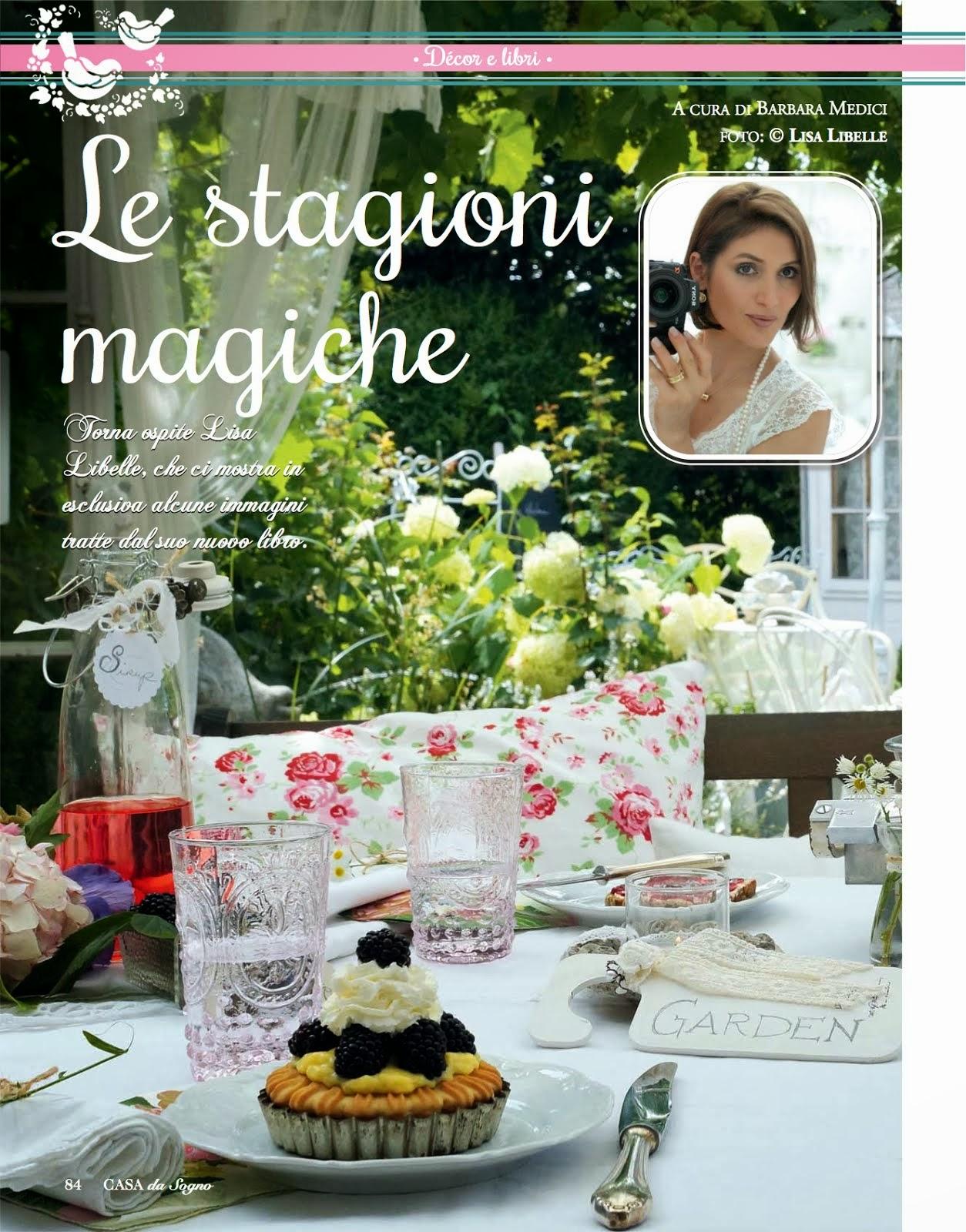 Zauberhafte Jahreszeiten - Le stagioni magiche featured in Italy