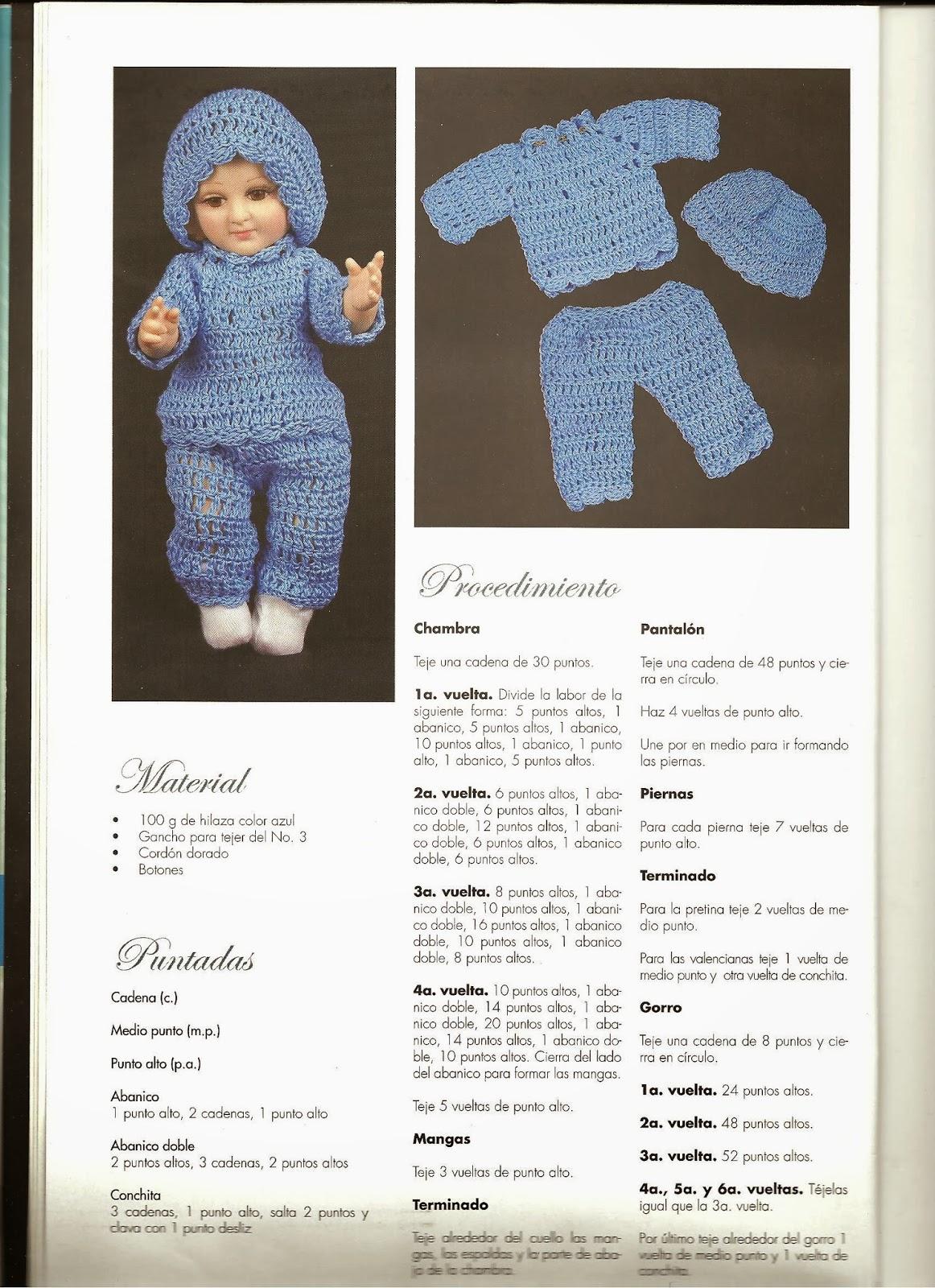 BORDADO FANTASIA MARIMUR: teje vestidos de niño dios esquemas gancho
