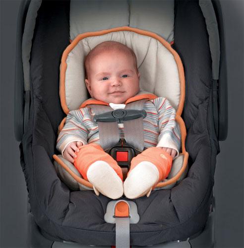 Newborn Baby Car Seat Insert