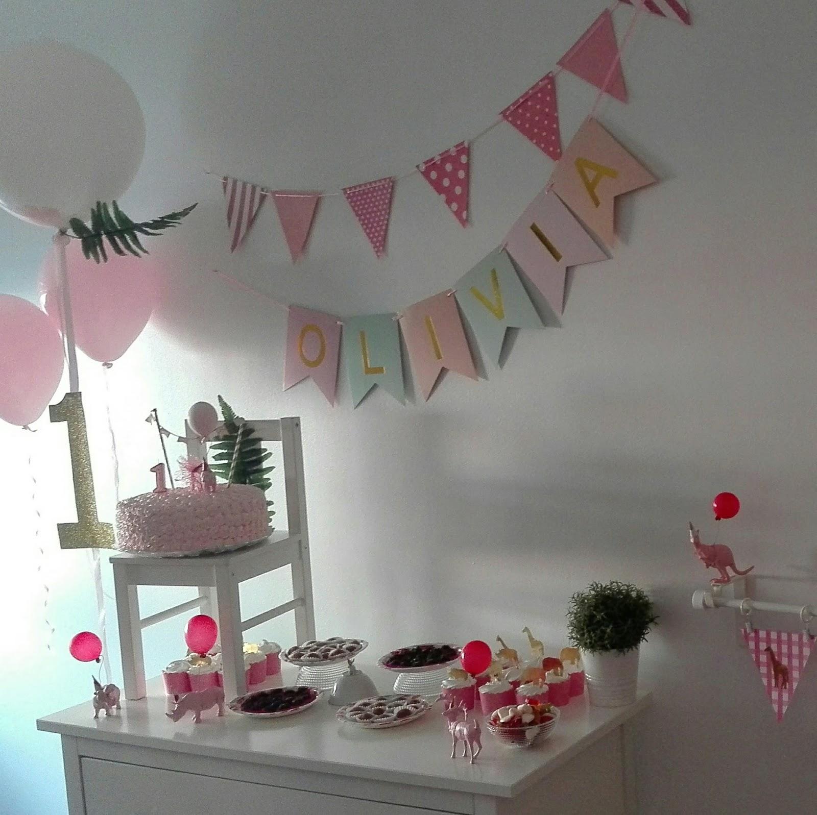 Um Ano da Olívia - Selvagens Sweet