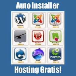 auto installer hosting gratis auto submit