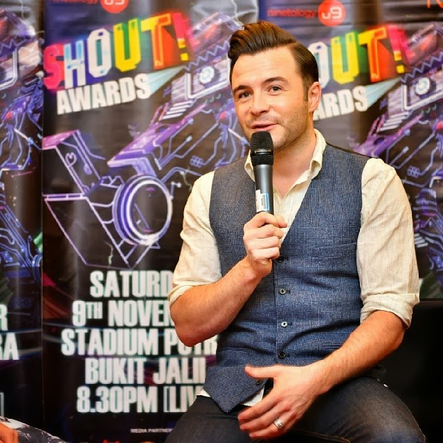 "Shane Filan ""You and Me"" Asia Promo Tour in Malaysia: Interview and Awesome Performance"