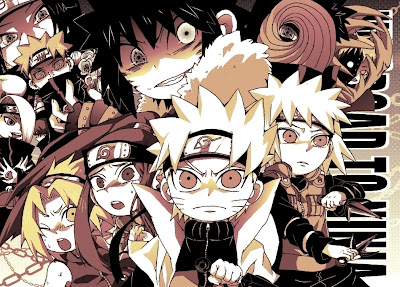 Downlaod Naruto The Movie 6 Road To Ninja