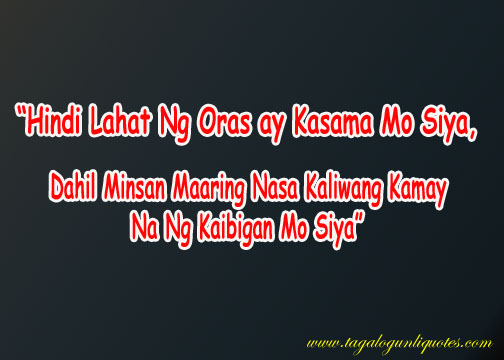 tagalog inspirational quotes quotesgram