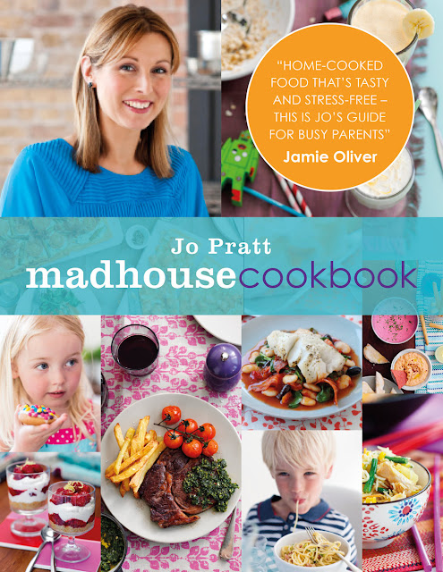 Vue Represents: Showcase: Gareth Morgans shoots for Jo Pratt's Madhouse Cookbook