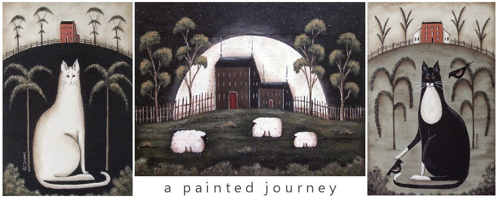 A Painted Journey
