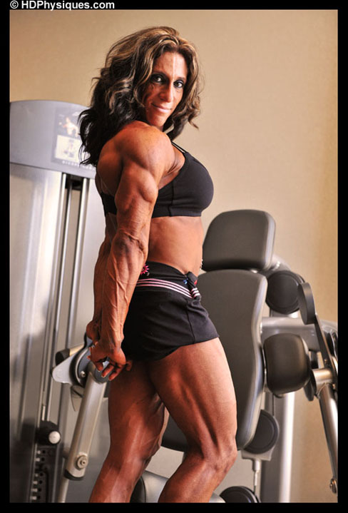 Gail Auerbach Female Muscle Bodybuilder Blog