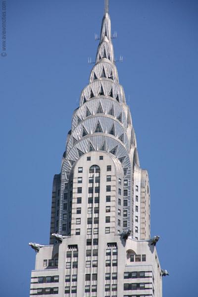 New York The Beautiful Life Chrysler Building