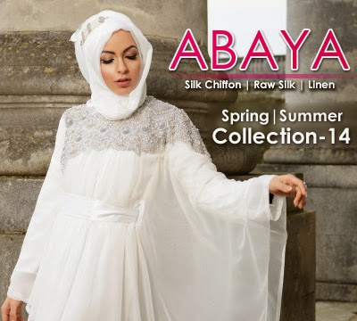 Abaya Spring/Summer Collection 2014-2015