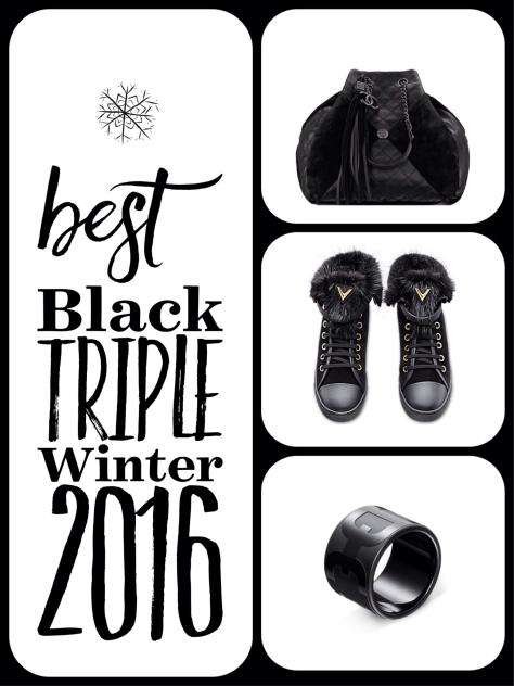 BEST BLACK TRIPLE WINTER 2016