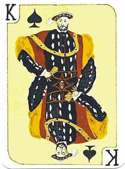 The general consensus among root workers who practice ination with playing cards is that the King of Spades represents a very bad man.  sc 1 st  HoodooQ & HoodooQ: Vendredi: King of Spades