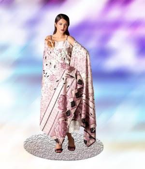 Firdous Winter Collection Dress