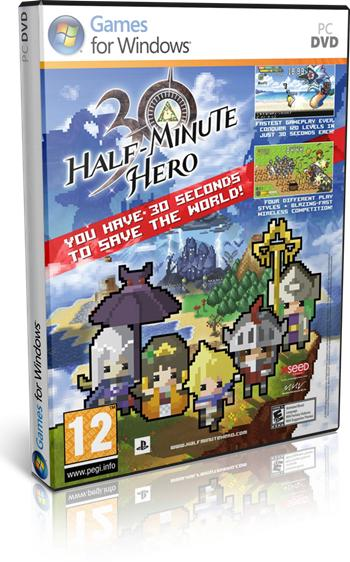 Half Minute Hero Super Mega Neo Climax Ultimate Boy PC Full Español Descargar 2012