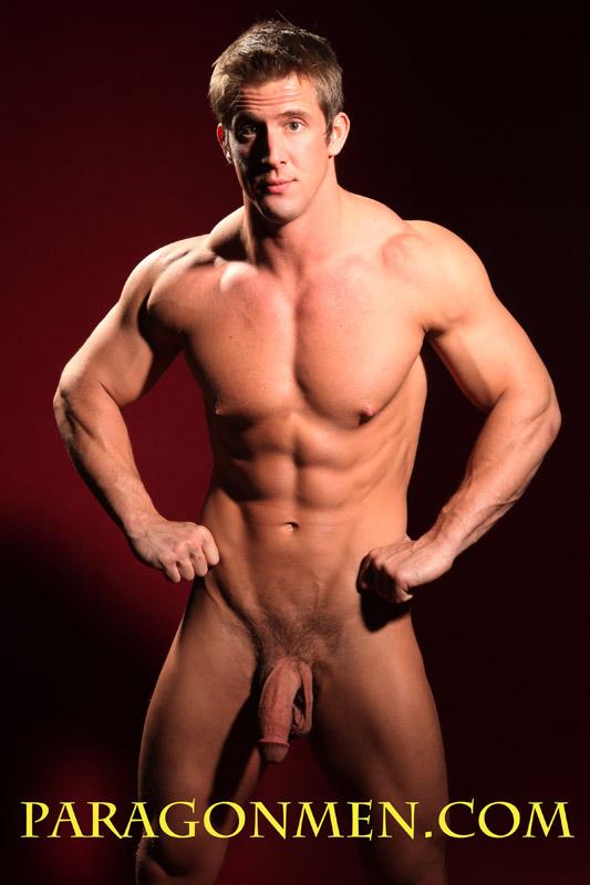 Brad Adonis Paragon Men Naked