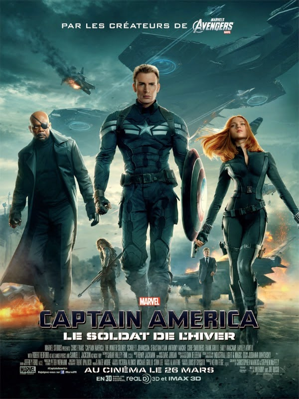 Captain America, le soldat de l'hiver - Film Streaming