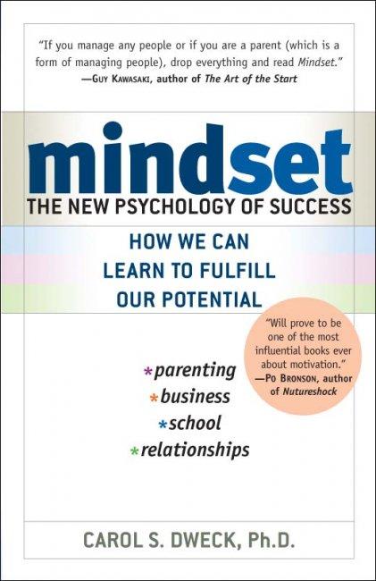 carol dweck growth mindset