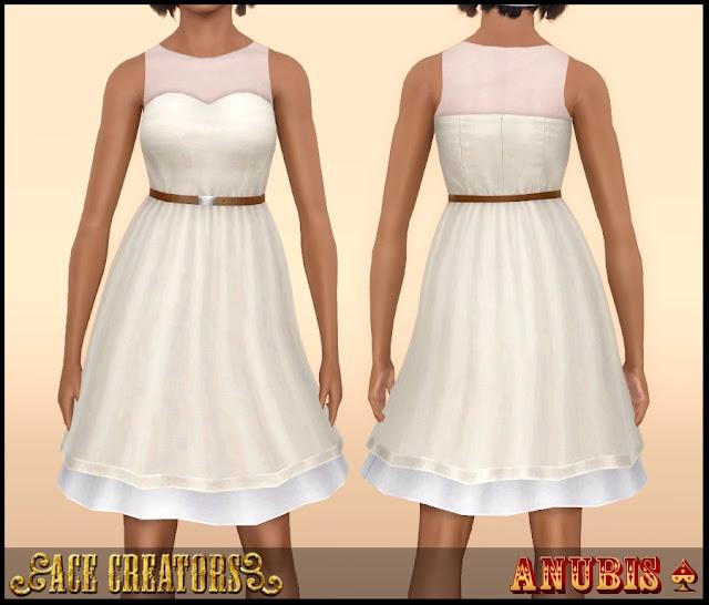 Sims 3 summer dress 91 350