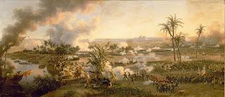 معركة الأهرام، لويس فرانسوا، البارون لوجين، 1808.