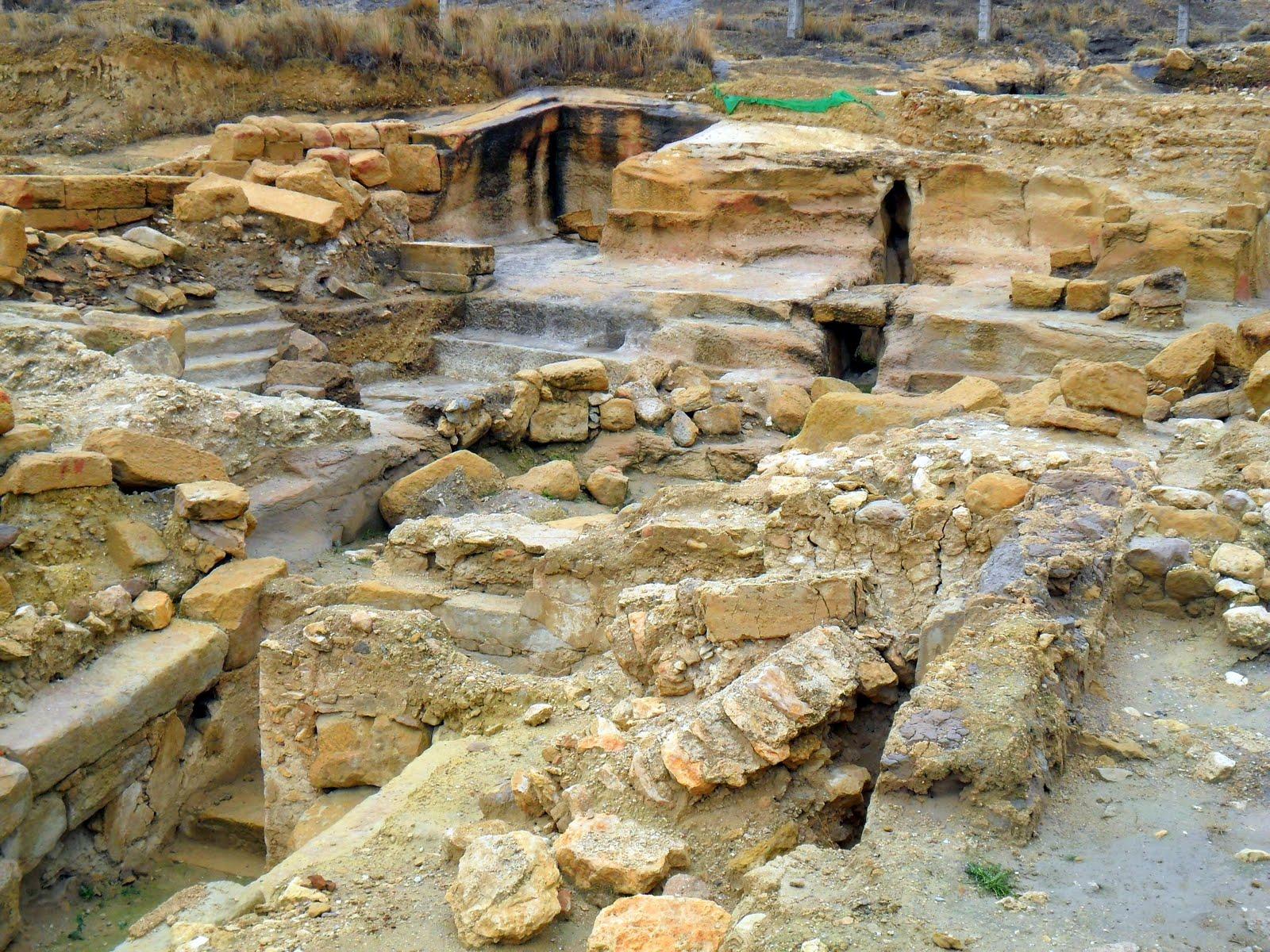 Baños Romanos Fortuna:VIAJES: Balneario de Leana Fortuna (Murcia)
