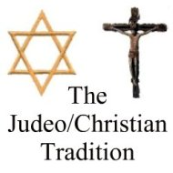 What is 'The Judeo/Christian Tradition'?
