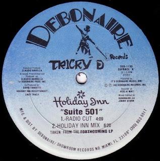 Tricky D - Suite 501 (Vinyl, 12\'\' 1989)(Debonaire Records)
