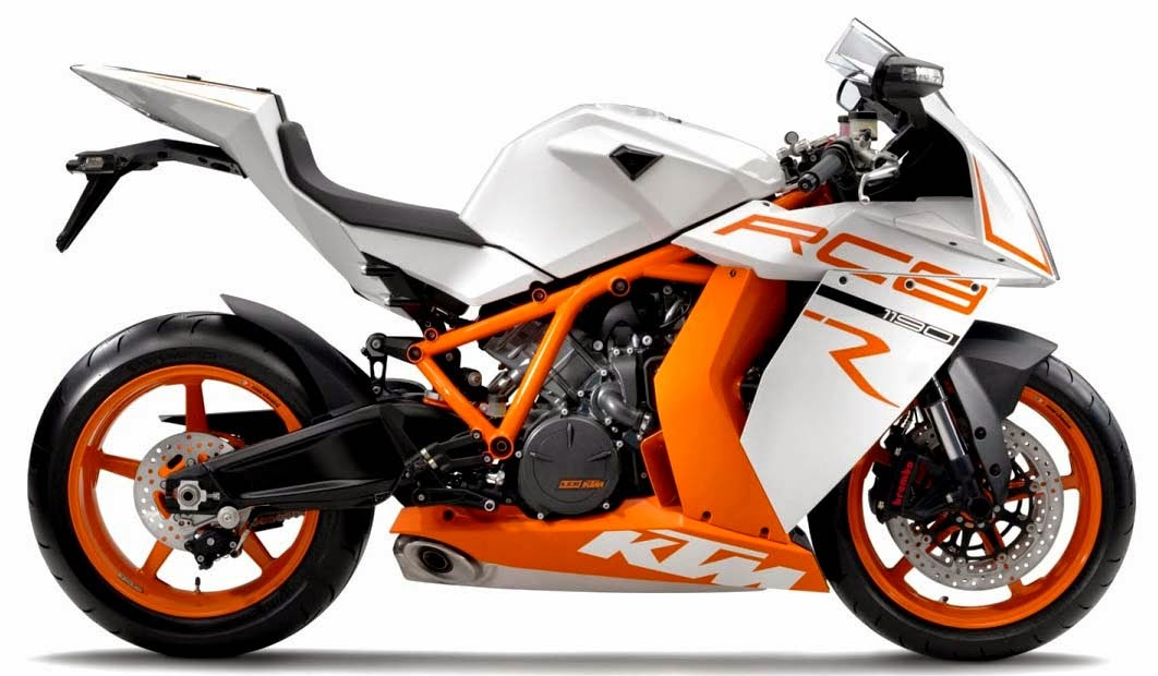 BonCel ModiF: Modifikasi motor KTM ukuran GP