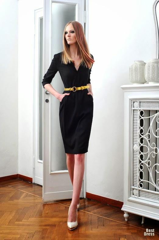 Vestidos formales para la oficina