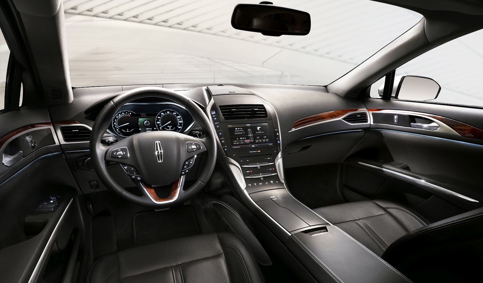 2016 - [Lincoln] MKZ - Page 2 2013+lincoln+mkz+interior+1
