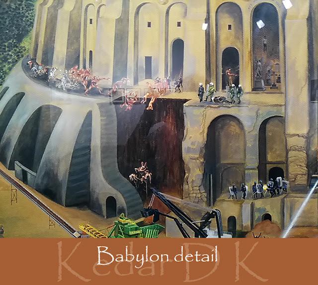 Kedar Babylon-HuesnShades