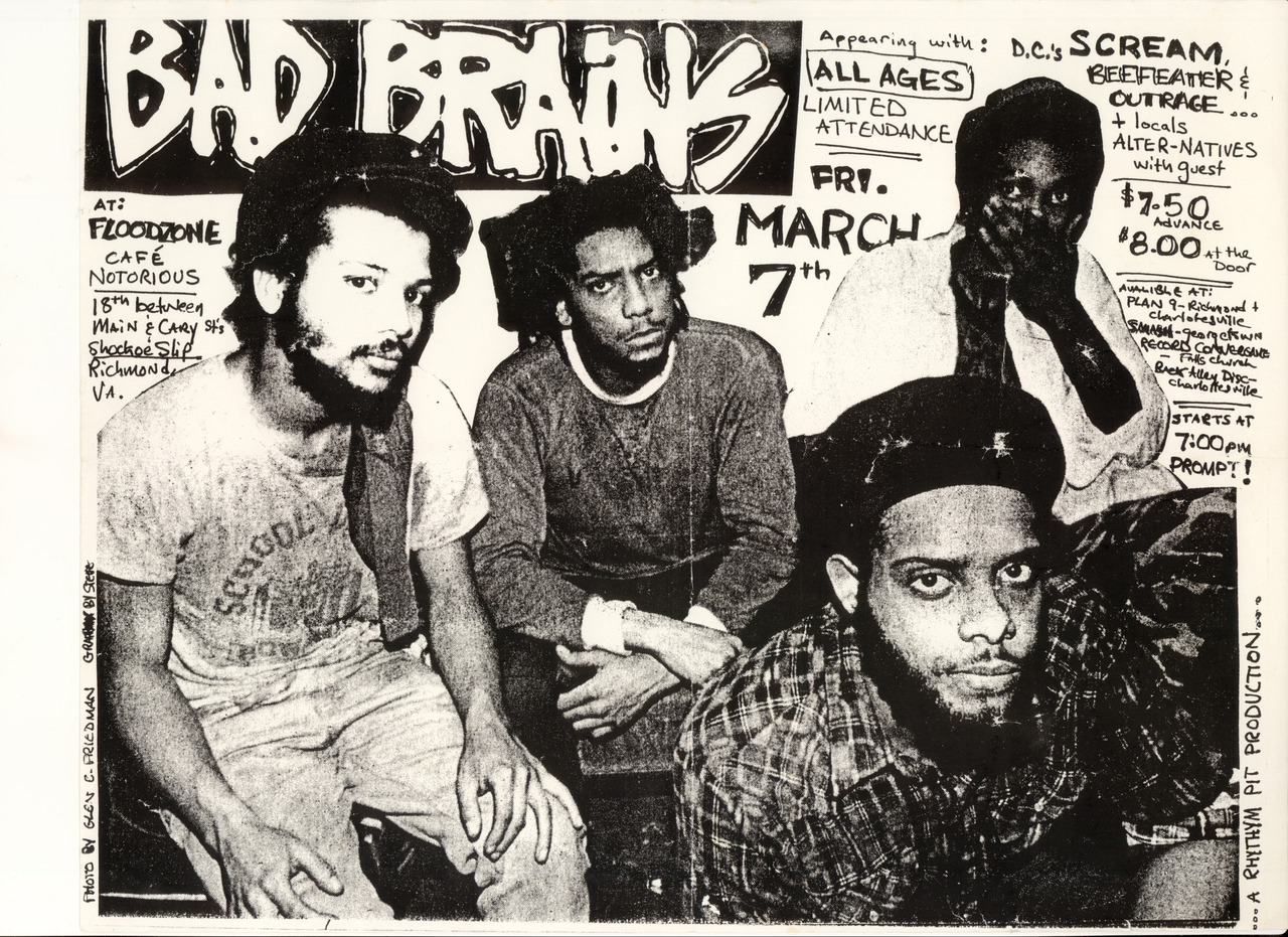 we cause havoc wherever we go..!!: bad brains - i and i ...