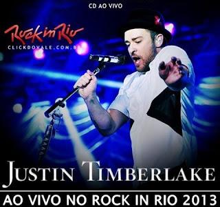 Justin Timberlake - Rock in Rio 2013
