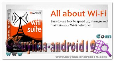 MAXIDIX WIFI SUITE 11.11.8 BUILD 71 FINAL SILENT
