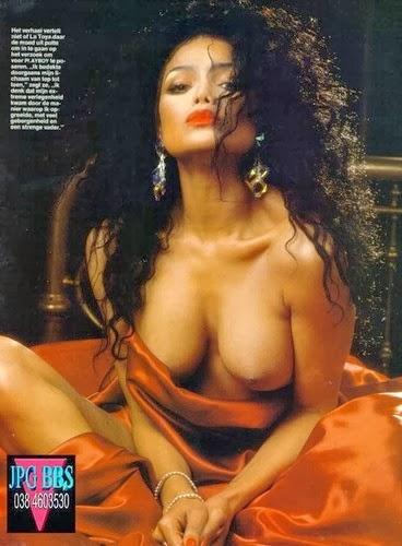 Picture Latoya Jackson Nude Playboy Magazine