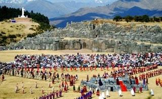 Saqsaywaman - Inti Raymi