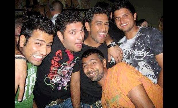 Yuvraj Singh Funny Pics