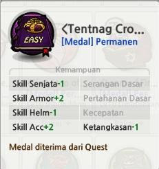 Medal Lost Saga All Quest
