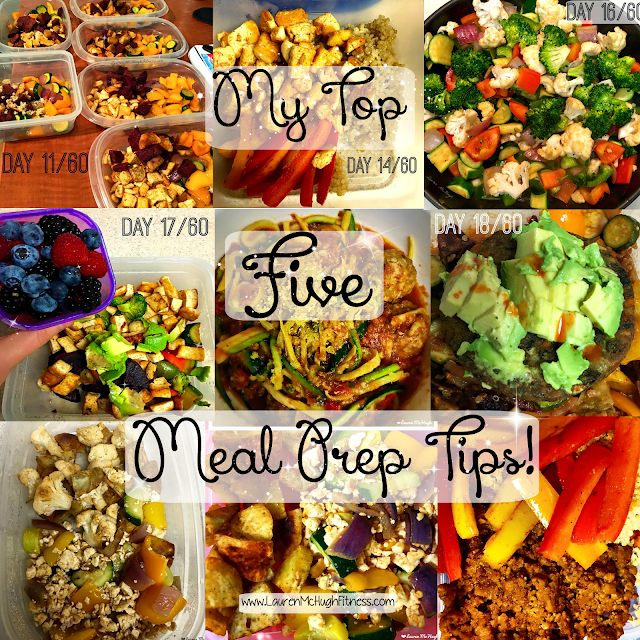 Vegan Meal Prep Tips