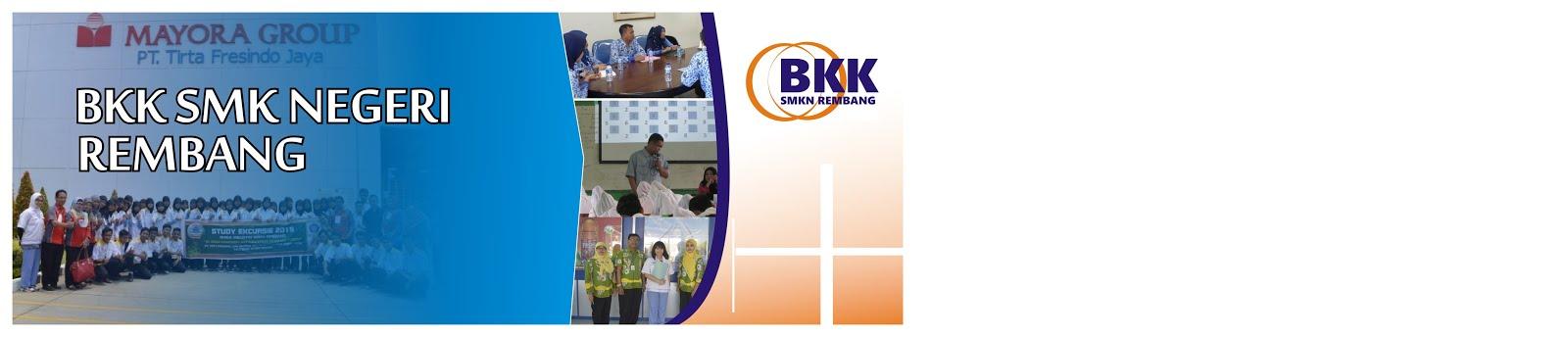 BKK SMK NEGERI REMBANG
