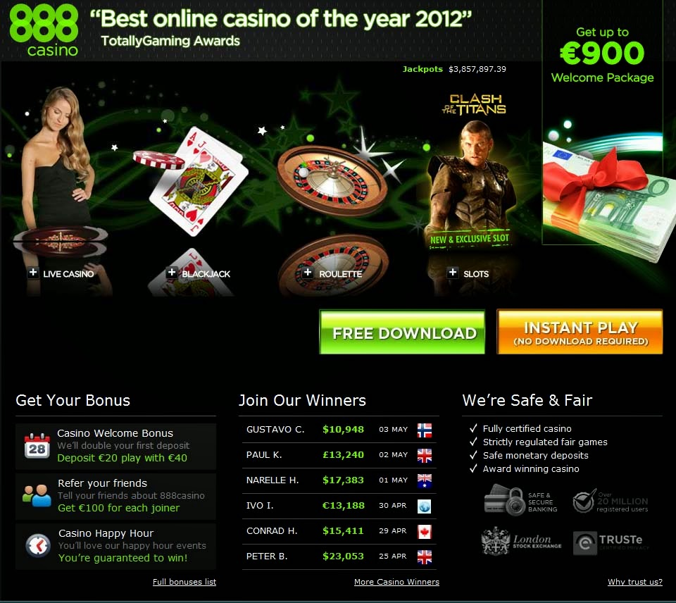 casino play free slots machines