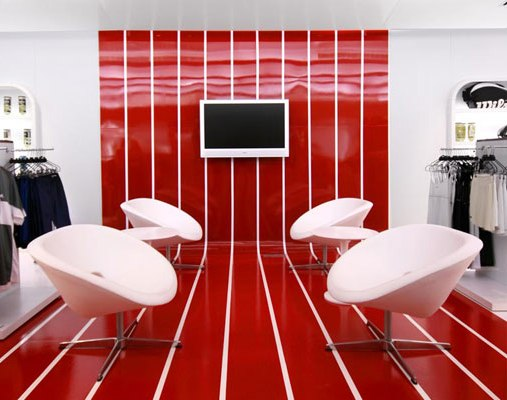 Elements Of Design Line In Fashion : Design and furniture modern interior architect clothing