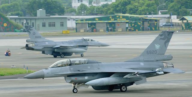 ROCAF F-16 Fighting Falcon