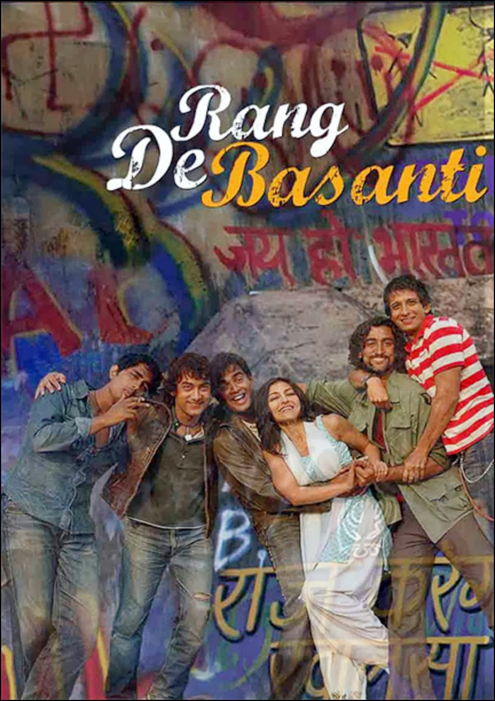 Rang De Basanti - All Music Videos (2006) 1080p x264 HDRip ESub [DDR]