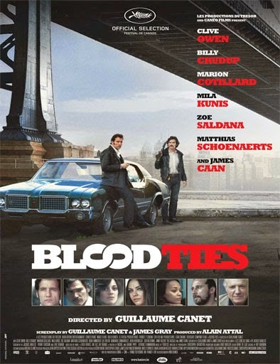 Ver Blood Ties (2013) Online