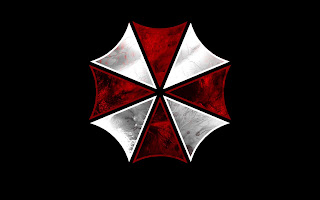Umbrella Corp. Logo Wallpaper