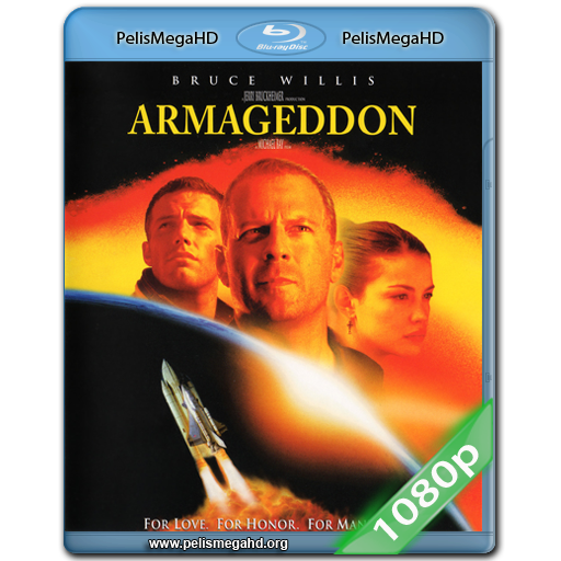 ARMAGEDDON (1998) FULL 1080P HD MKV ESPAÑOL LATINO