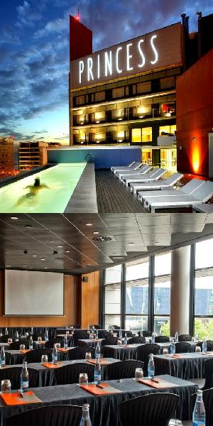 Sercotel hotel Barcelona Princess
