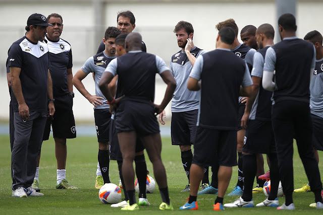 Uma vitória sobre o Oeste pode embalar de vez o time do Botafogo na Série B (foto: Vitor Silva/SS Press)